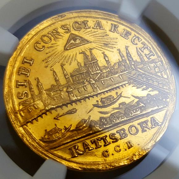 レーゲンスブルグ金貨