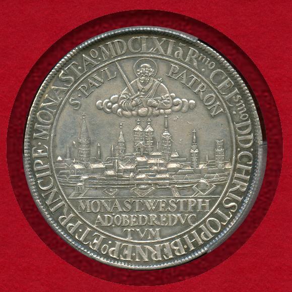 ミュンスターターラー銀貨