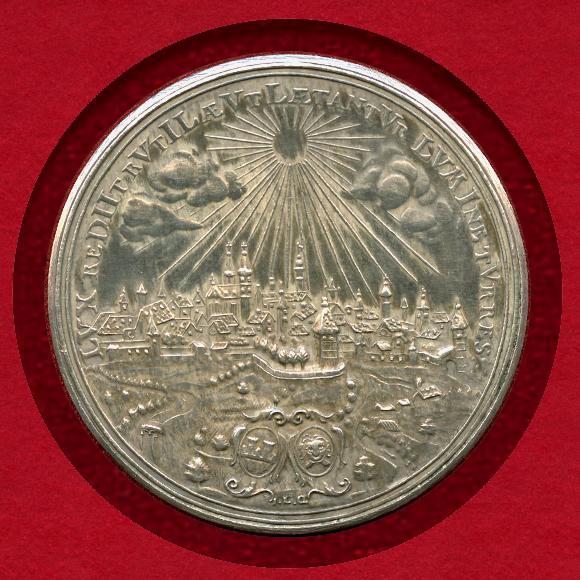ローテンブルク 銀メダル