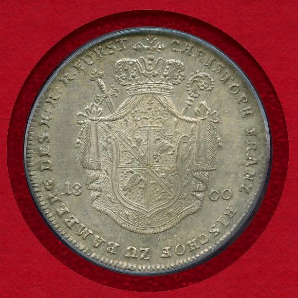 バンベルクターラー銀貨