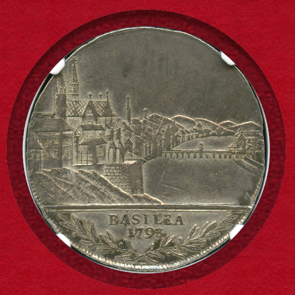バーゼルターラー銀貨