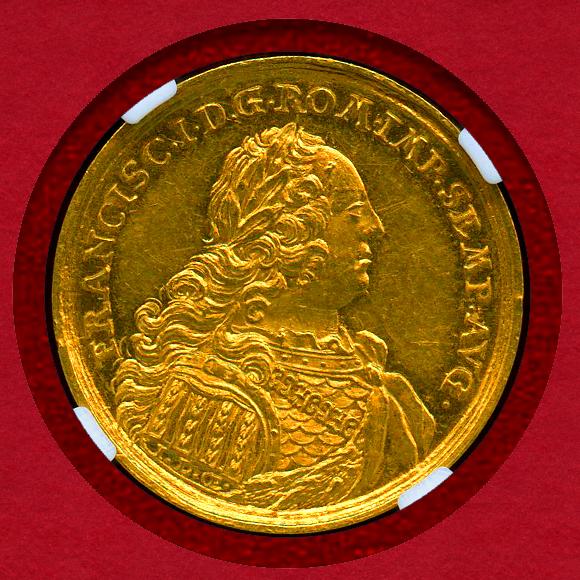 レーゲンスブルク 1ダカット金貨