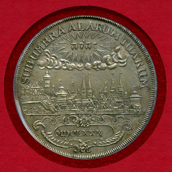 ニュルンベルクメダル