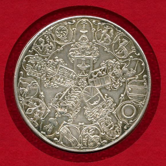 ラーベンスブルクターラー銀貨