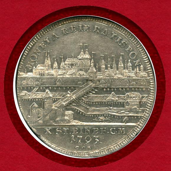 フランツ2世ターラー銀貨