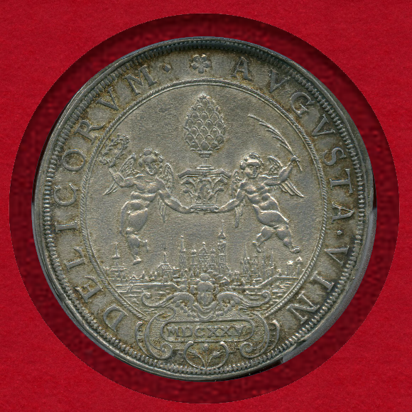 アウクスブルク ターラー銀貨