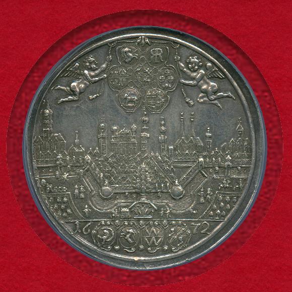 アウグスブルク ターラー銀貨