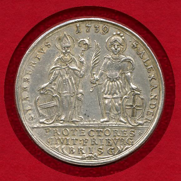 フライブルクターラー銀貨