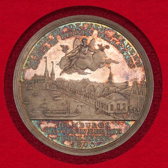 ハンブルクメダル