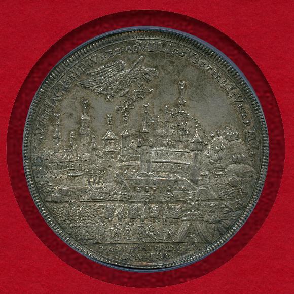 オーストリアメダル