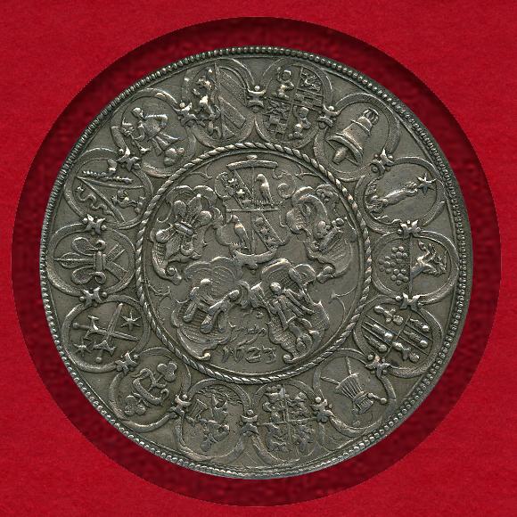 メンミンゲンターラー銀貨