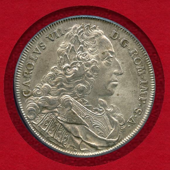 ニュルンベルターラー銀貨