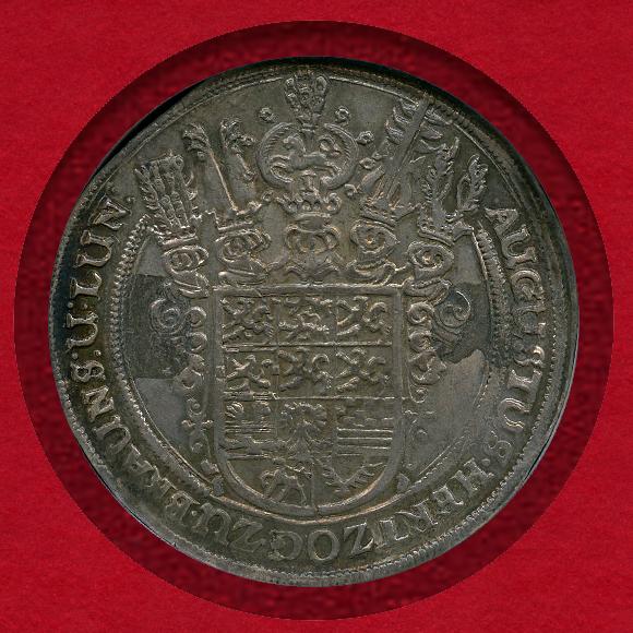 ブラウンシュヴァイクターラー銀貨