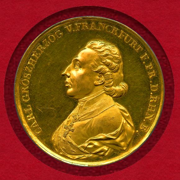 フランクフルト 10ダカット金貨